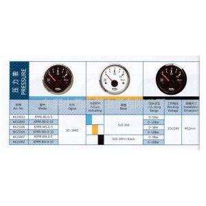 供应汽车油箱油温表,电压表,水箱污水表