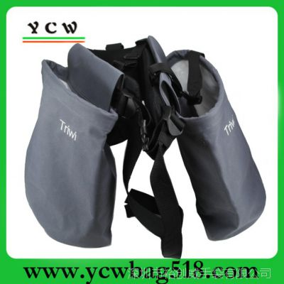 深圳工具包厂家 OEM订做高档帆布工具包 骑行包 可加印LOGO