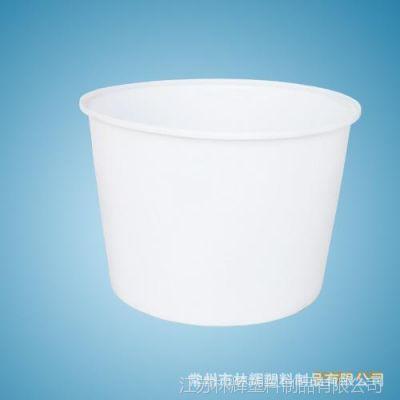 供应【林辉塑料】常州塑料圆桶 无锡M300L塑料桶 上海300L腌制桶
