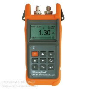 供应掌上型数显可调光衰减器 OVA-50 可变光衰减器价格图片