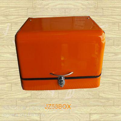 供应江智汉堡外送箱外卖箱保温箱配送箱便捷箱JZ53BOX