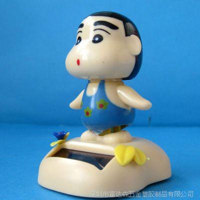 厂家专业塑胶搪胶,公仔,玩具喷涂喷油加工蜡笔小新玩偶价格优惠