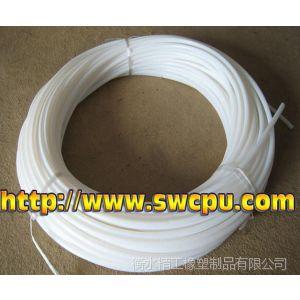 供应厂家批发 优质聚四氟乙烯管 透明白色四氟水管 耐高温ptfe管