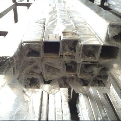 镜面毛细管,304拉丝异型不锈钢管,矩形钢管40*20