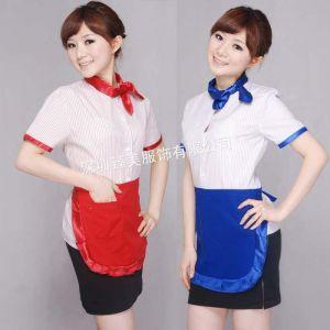 供应沙井工衣恤订做 衬衫订做 广告围裙订做