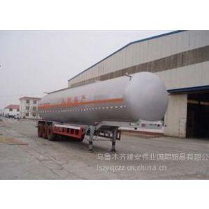 供应化工液体(乙醇)半挂车、槽罐车、液罐车、油罐车