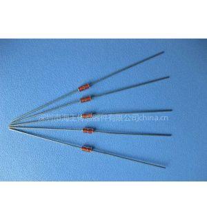 供应NTC测温型热敏电阻MF58玻璃封装