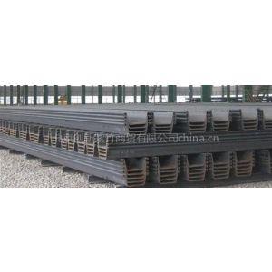 供应山东青岛 烟台 威海 销售租赁热扎拉森钢板桩