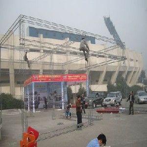 供应的南宁舞台桁架生产厂家产品