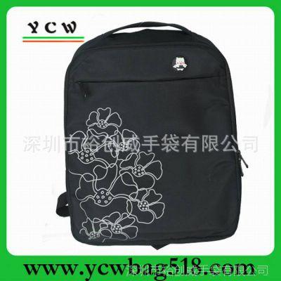 深圳龙岗电脑包厂家 生产商务电脑包  订做女士双肩电脑包