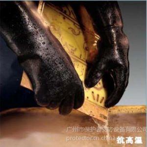 供应Anse ll19-026手套 耐高温手套 安思尔手套 氯丁橡胶涂层 防护手套