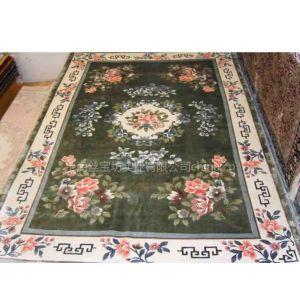 供应丝毯,真丝手工地毯,波斯地毯,羊毛毯,silk carpet 026
