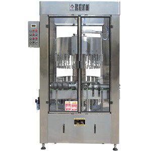 供应葡萄酒灌装机厂家——青州葡萄酒灌装机设备-鹏程