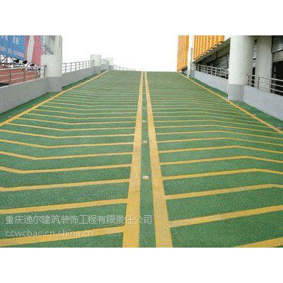 重庆门禁,停车场系统,岗亭,地下车库划线