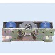 供应批发广州自动门配件 松下、多玛、GMT感应门专用(滑轮)吊架/吊具 导轨电机控制器批发
