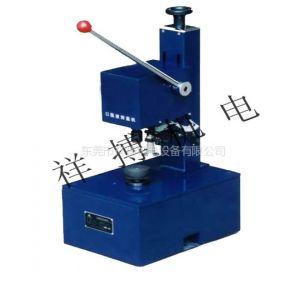 供应口服液手压锁盖机  东莞厂家生产供应 压盖机