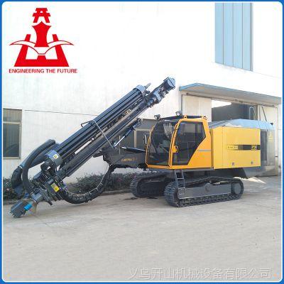 长期销售 开山一体式钻车KT15 露天潜孔钻车 低价钻车租赁