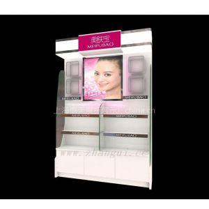 供应上海化妆品展示柜制作生产厂家电话联系人地址