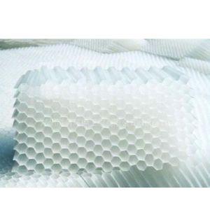 供应六角蜂窝管状斜管环保设备
