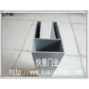 供应【卷闸门配件】坚美90mm铝合金导轨