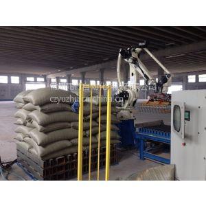 供应地板自动化生产线搬运装箱机器人