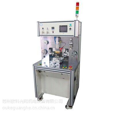 供应苏州立式多段ACF预贴机厂家 异方导电胶热压机