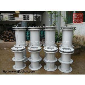 供应供应富淳不锈钢防水套管/柔性防水套管国标