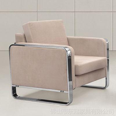 供应泉州办公家具厂家直销广东五金办公家具办公椅休闲真皮沙发梳化