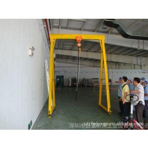 供应价格便宜的龙门架厂家_电动葫芦龙门架生产商_手拉葫芦龙门架价格