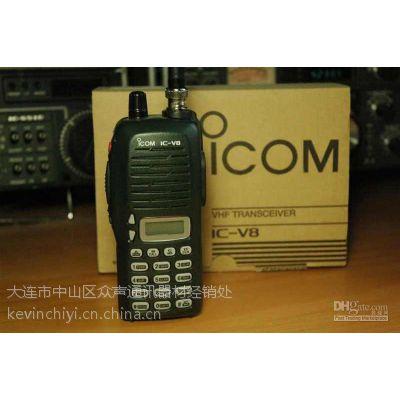 大连供应防水防尘icom m33专业对讲机整机