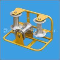 供应转角电缆放线滑车质优价实/转角滑轮直供,电力施工必备产品