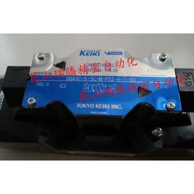 供应电磁阀 DG4VC-5-3C-M-PS2-H-7-40 东京计器 TOKIMEC