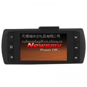 供应纽曼 行车记录仪 X77***夜视 高清1080P 大广角 停车监控记录仪 黑色/蓝色 X77官方标配