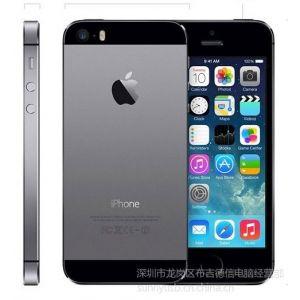 供应四核 4英寸iPhone 5s 苹果5S 苹果 iOS系统 1G/16G 800万像素