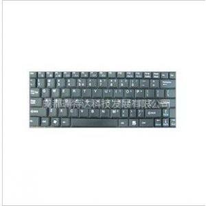 供应神舟Hasee优雅U30L全新黑色英文笔记本键盘MP-08A73US-920