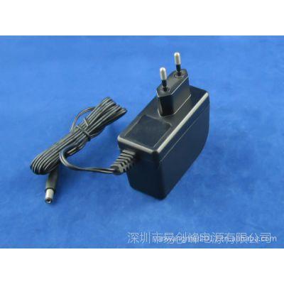 插墙式24W电源适配器,各种规格 躲过认证 供您挑选