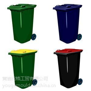垃圾桶模具的制造技术 黄岩垃圾桶模具厂