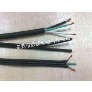 供应防水耐油橡胶线 UL认证PVC电线SJTW认证 SJTW-R测试达标电线