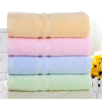 厂家供应 高档竹纤维浴巾 竹纤维浴巾 140 婴儿竹纤维浴巾 Y-066