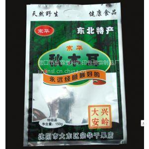 供应鸡东县定做生产干货香菇包装袋/金霖塑料包装厂