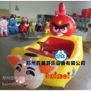供应河南充气电瓶车 动物气模玩具车百美厂家直销