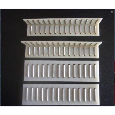 厂家直销磨床配件M120W.M1420尼龙保持架滚针板塑料滚针排