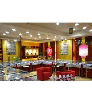 供应珠宝展柜、上海珠宝店设计、上海展柜工厂