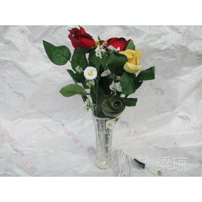 供应中国情人节特价 极速G10摄像头 家居花瓶装饰电脑数码摄像头