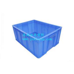 供应山东厂家直销供应优质塑料周转箱 消毒餐具专用箱 洁雅达专用箱