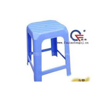 供应家用塑料高方凳270x270x470