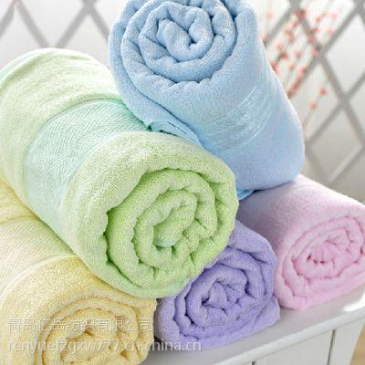毛巾厂家批发正品毛巾 竹纤维面巾 毛巾 加厚竹纤维毛巾