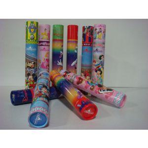 供应糖果包装纸筒定做 糖果包装纸筒纸罐 Disney糖果纸筒