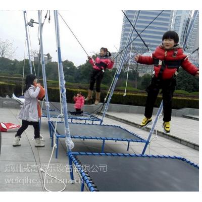 儿童蹦极让您投资零风险 电动弹跳蹦极 儿童蹦极厂家在哪