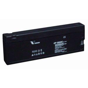 供应批量供应日本光电ECG-6511心电图医疗蓄电池12V2.3AH免维护电池